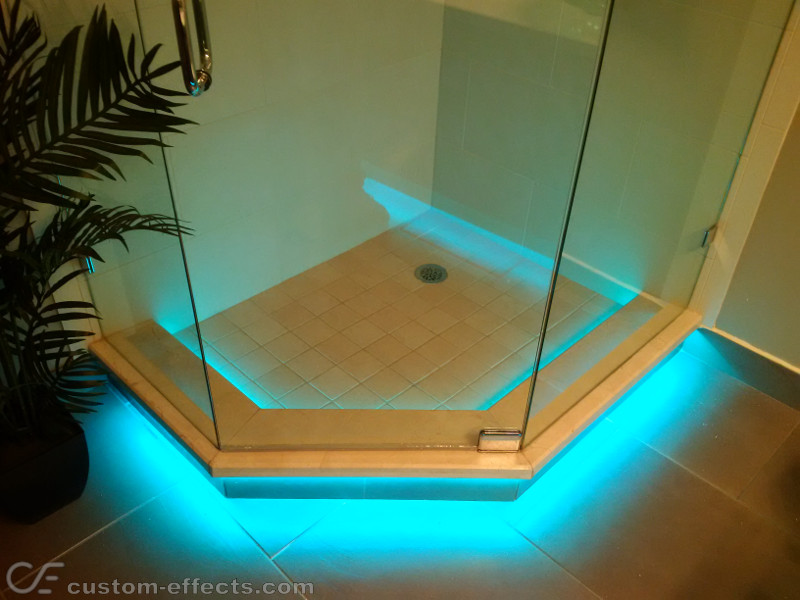 Led Shower Lighting